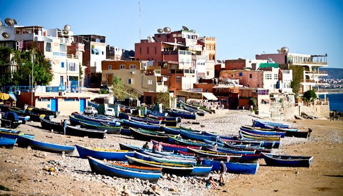 Visit Taghazout Surfers Village